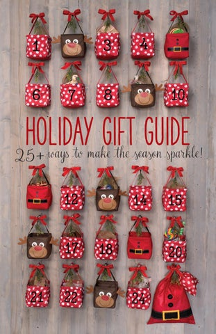 Thirty one holiday gift guide fall winter 2016 by michelle brekke page 1 holiday gift guide negle