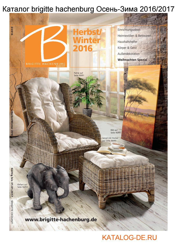 Brigitte Hachenburg 2017 Katalog Deru 74955404248 By