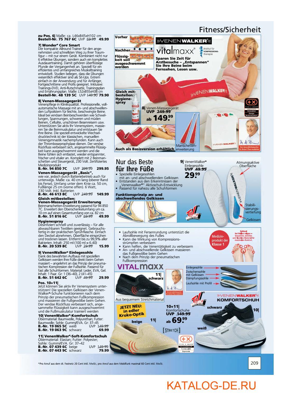 VENEN Walker Aktivschuh Venensystem unterstützen Schuhe Venenwalker 40 oder 42