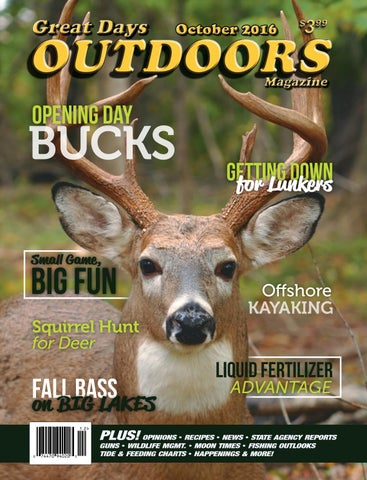 Great days outdoors october 2016 by trendsouth media issuu page 1 fandeluxe Images
