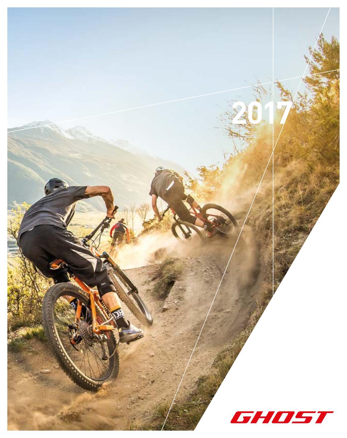 Catalogo Ghost 2017 by BikeMTB.net - issuu