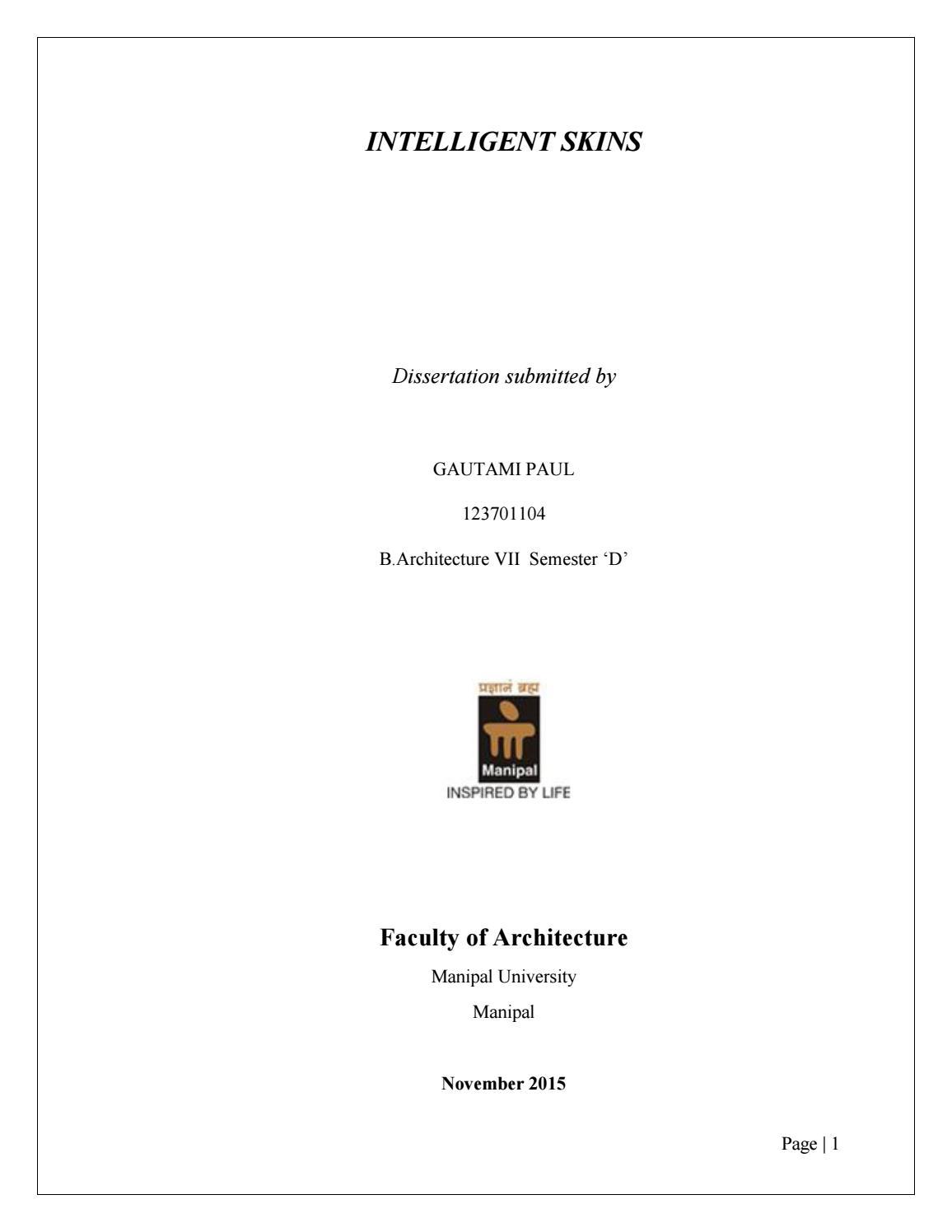 Phd thesis thanks