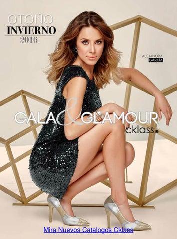 Cklass gala glamour 2016 catalogosmx