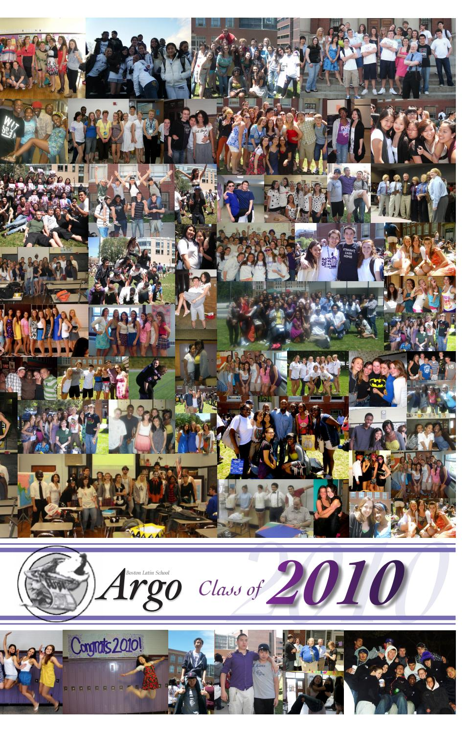 Graduation issue 2010 by BLS Argo - issuu
