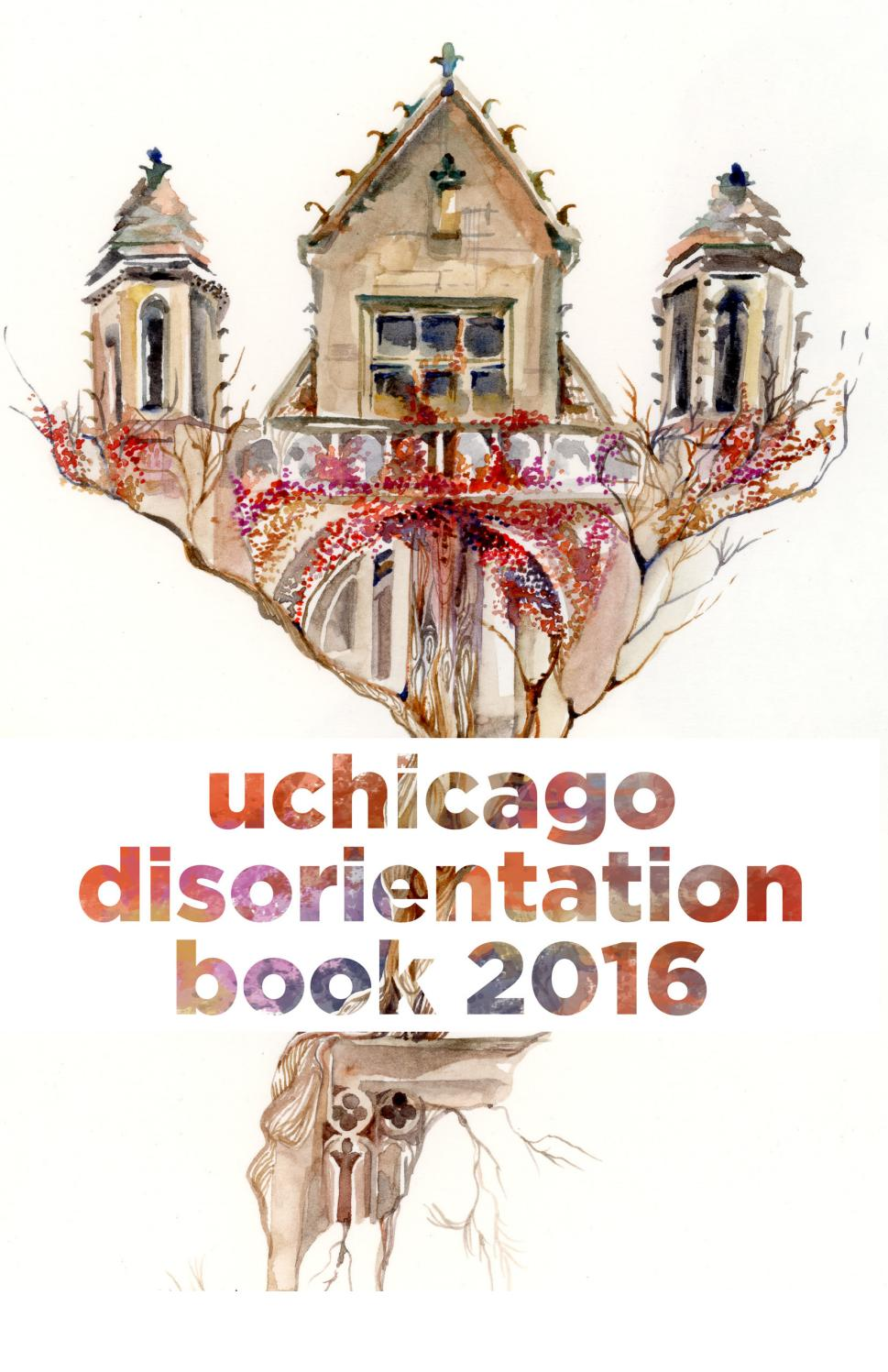 UChicago DisOrientation Book 2016 By