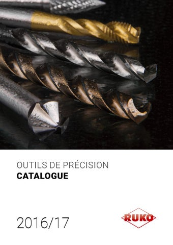 CNC Fili/ère de filetage M8 Filetage r/ègle ISO DIN 13 Qualit/é europ/éenne HSS