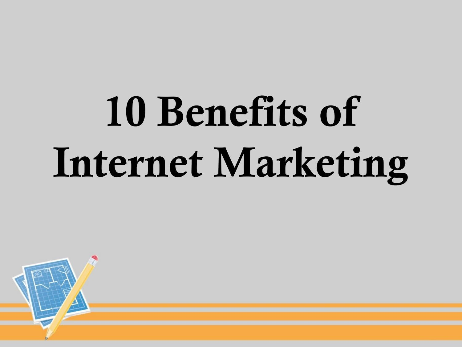 10 benefits of internet