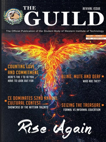 The Guild Revival Issue By The Guild Wit Issuu
