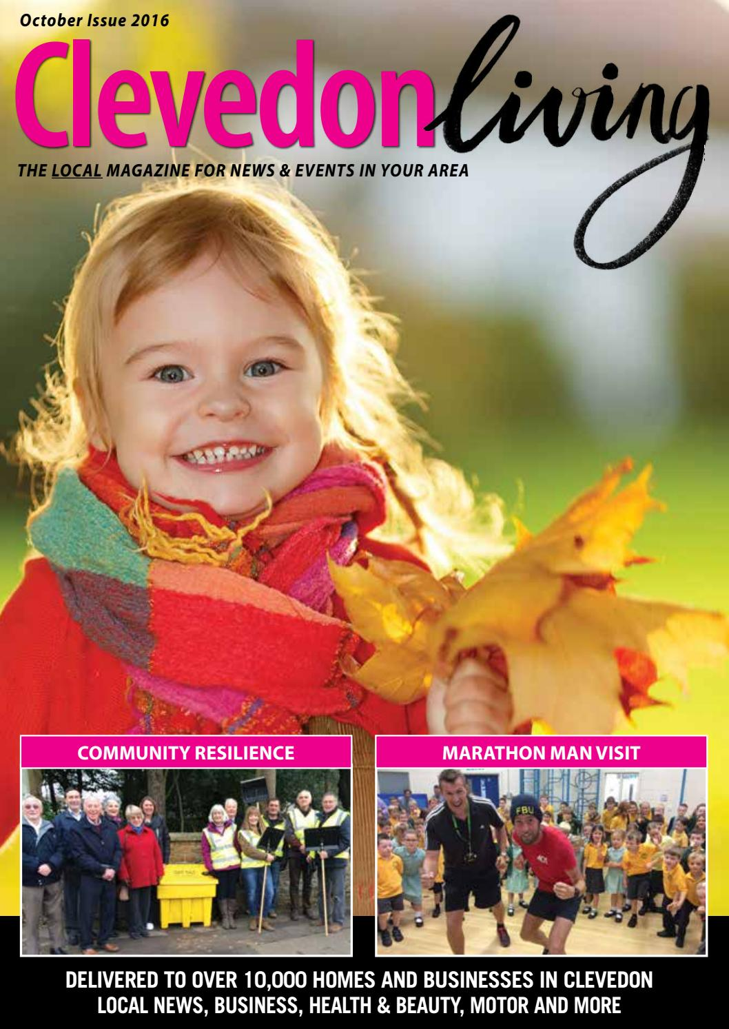 Clevedon Living October Issue By