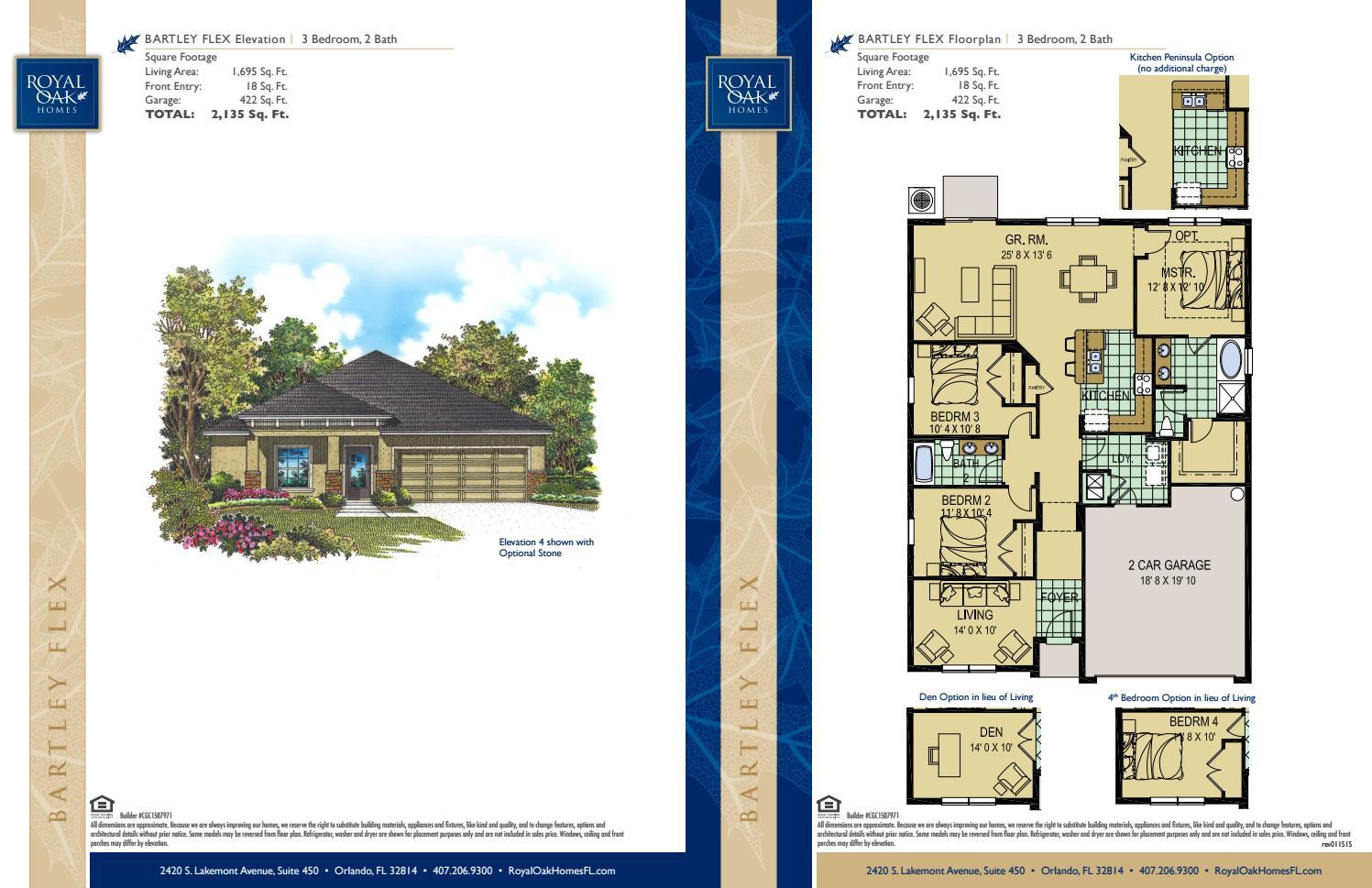 Bartley Flex by Royal Oak Homes - issuu