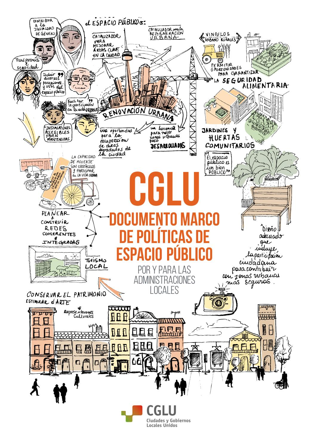 Documento marco de políticas de espacio público by UCLG - issuu