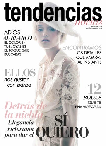 4a345d6b9 Tendencias Novias 13 by tendencias - issuu