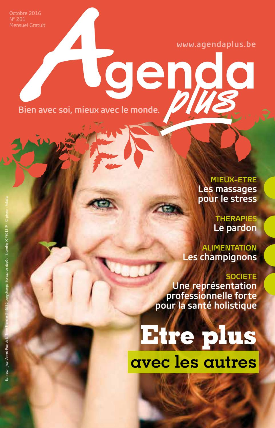 f19c2d6dbe4843 A+ 281 by AGENDA PLUS Belgique Fr - issuu
