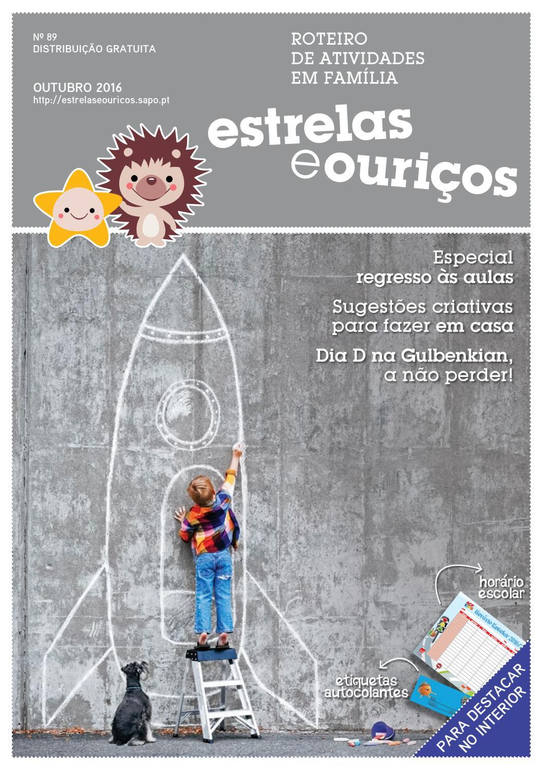 Outubro 2016 by Estrelas e Ouriços - issuu 99b73e10ce