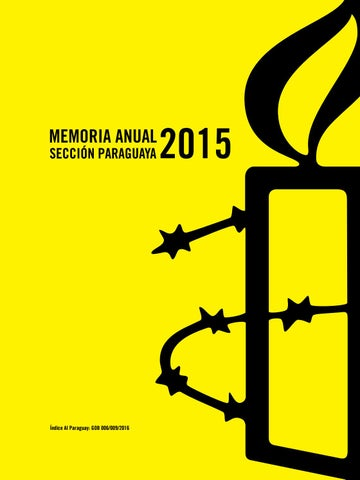 Memoria Anual 2015   Sección Paraguaya by aiparaguay - issuu ed3e8ac7045