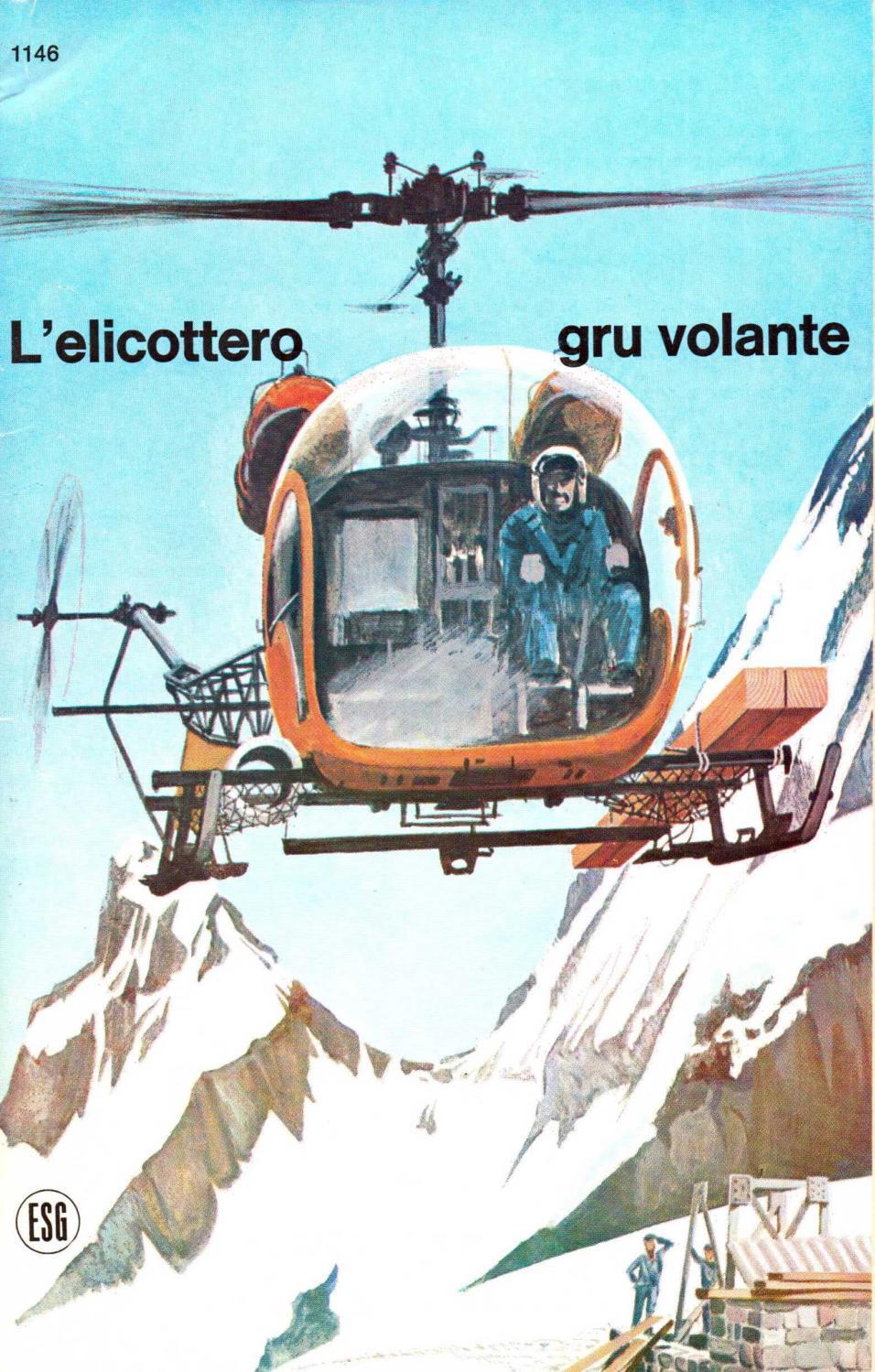 L Elicottero Posizione : L elicottero gru volante by ondeesg issuu