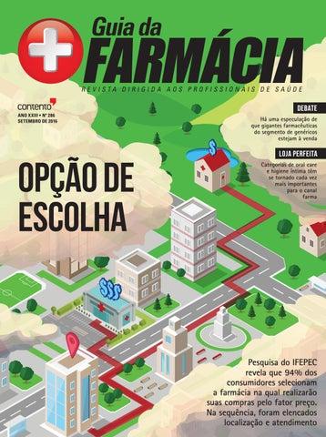 91dbd7229e306 286 Setembro 2016 - Opção de escolha by Guia da Farmácia - issuu