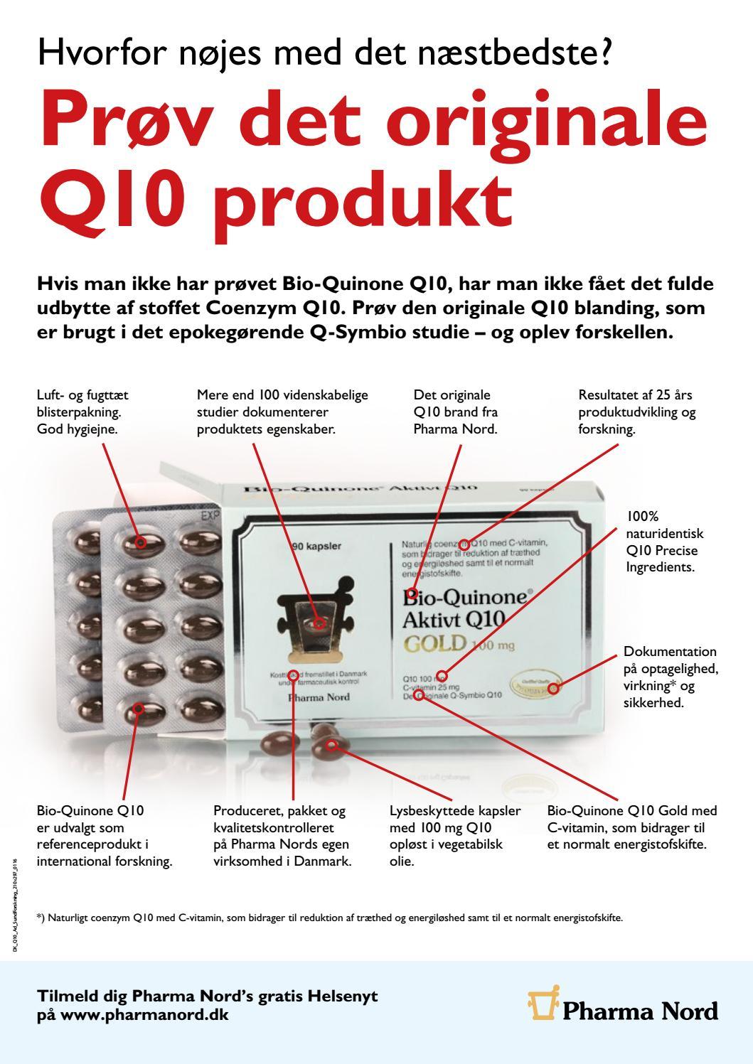 q10 videnskabelig forskning