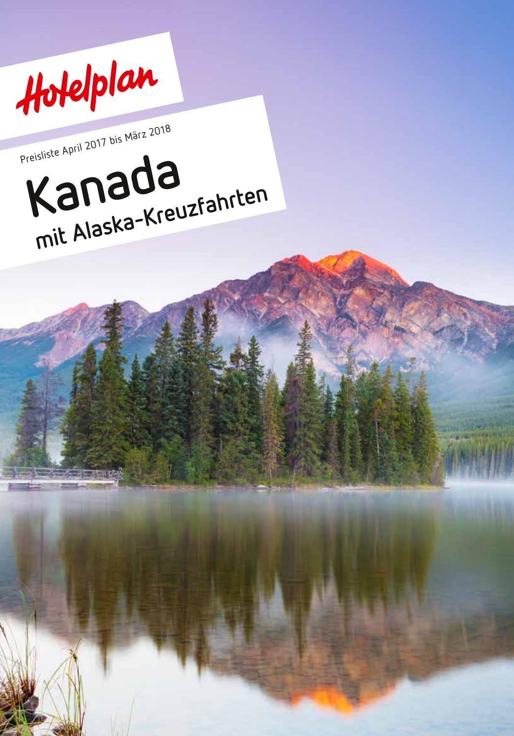 Preisliste Hotelplan Kanada – von April 2017 bis März 2018 by ...