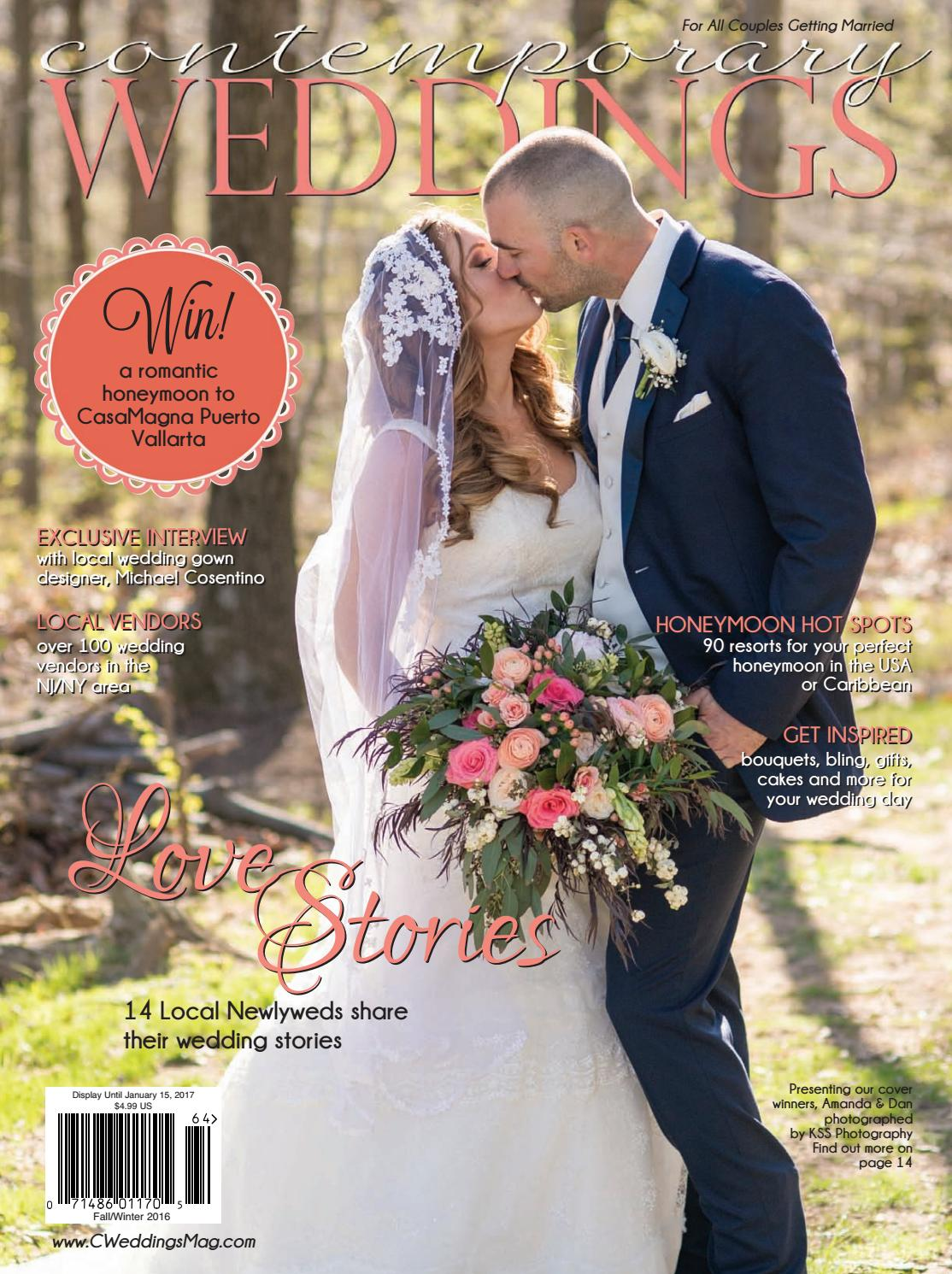 Contemporary Weddings Magazine - Fall/Winter 2016 by Contemporary Weddings  Magazine - issuu