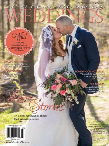 d524d0f9e Contemporary Weddings Magazine - Fall Winter 2016 by Contemporary ...