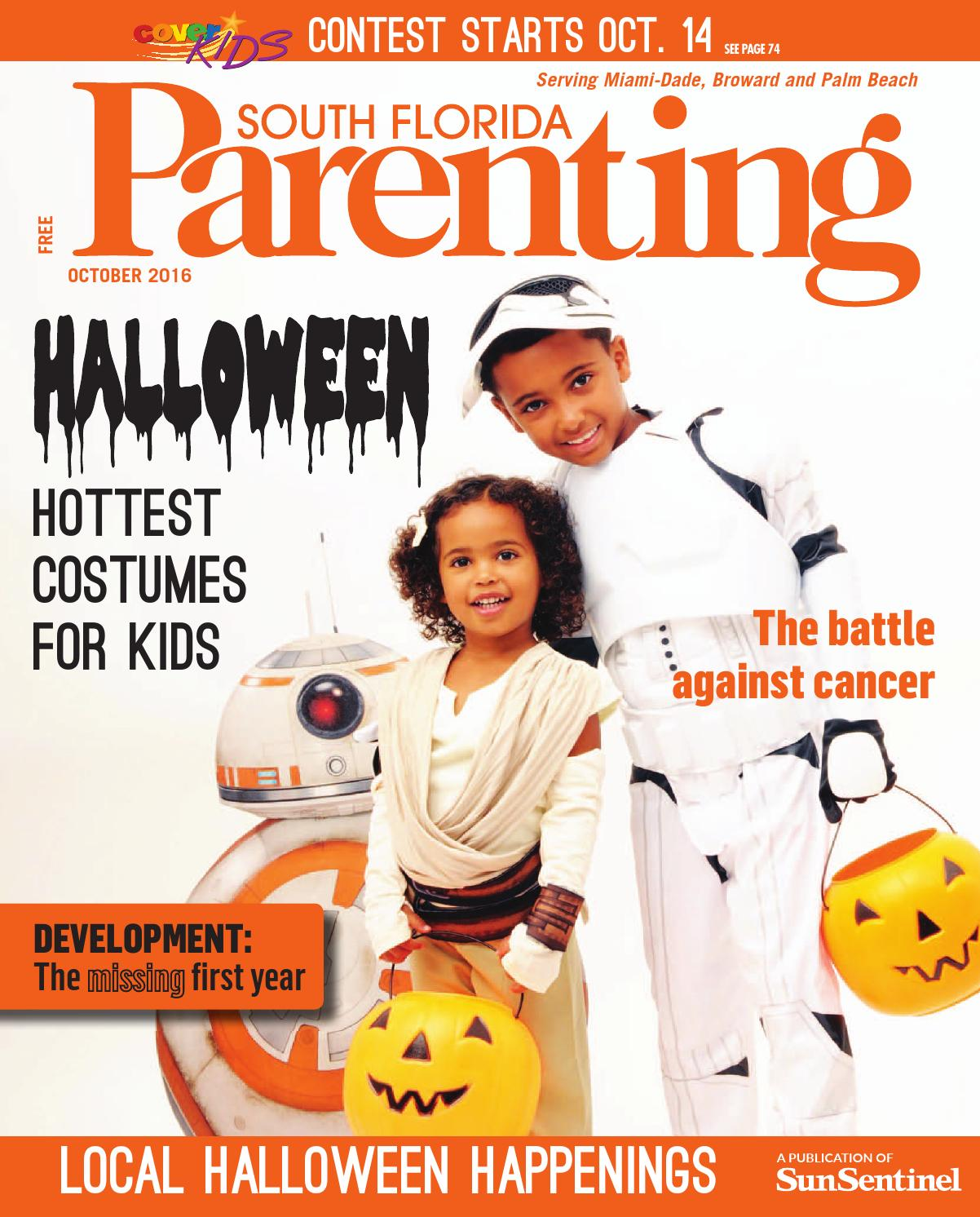 South Florida Parenting - October 2016 by Forum Publishing Group ...