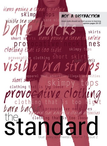 The Standard Vol  7 Issue 2 by The Standard - issuu