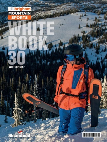 7f42554ff35 Whitebook 30 winter 2016 17 by Ellis Brigham Mountain Sports - issuu