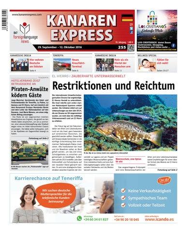 Kanaren Express 255 Fln 47 By Island Connections Media Group