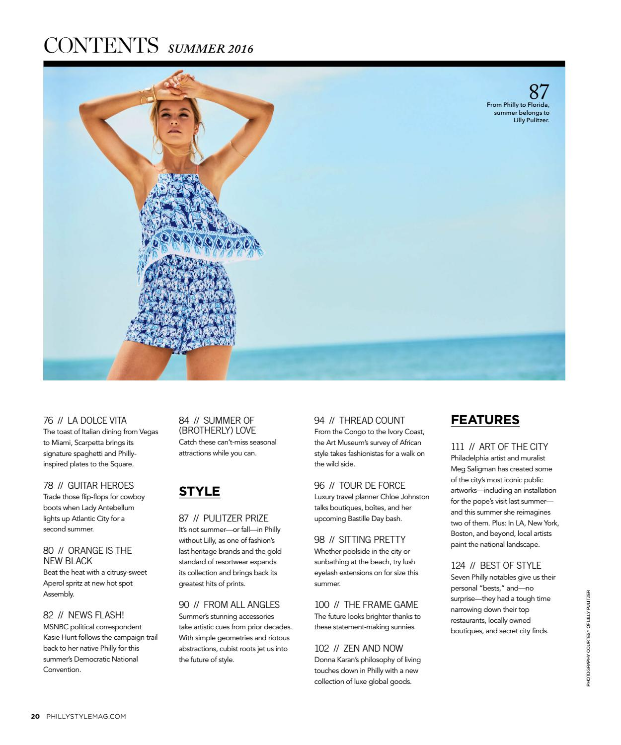 46b398b7f84 Philadelphia Style - 2016 - Issue 3 - Summer - Meg Saligman by MODERN  LUXURY - issuu