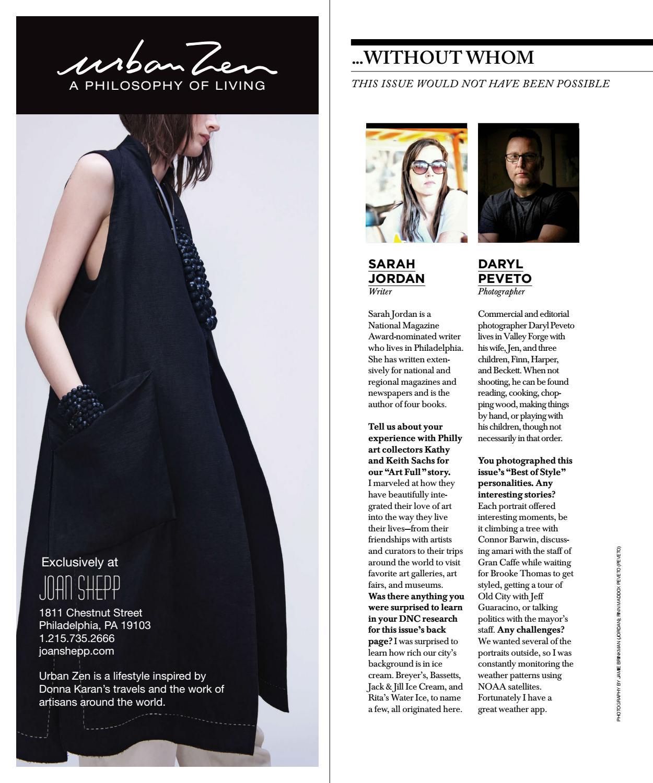 d3db7c8b483e7e Philadelphia Style - 2016 - Issue 3 - Summer - Meg Saligman by MODERN  LUXURY - issuu