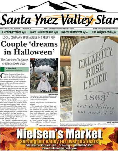 Santa ynez valley star october 2016 by santa ynez valley star issuu page 1 fandeluxe Images