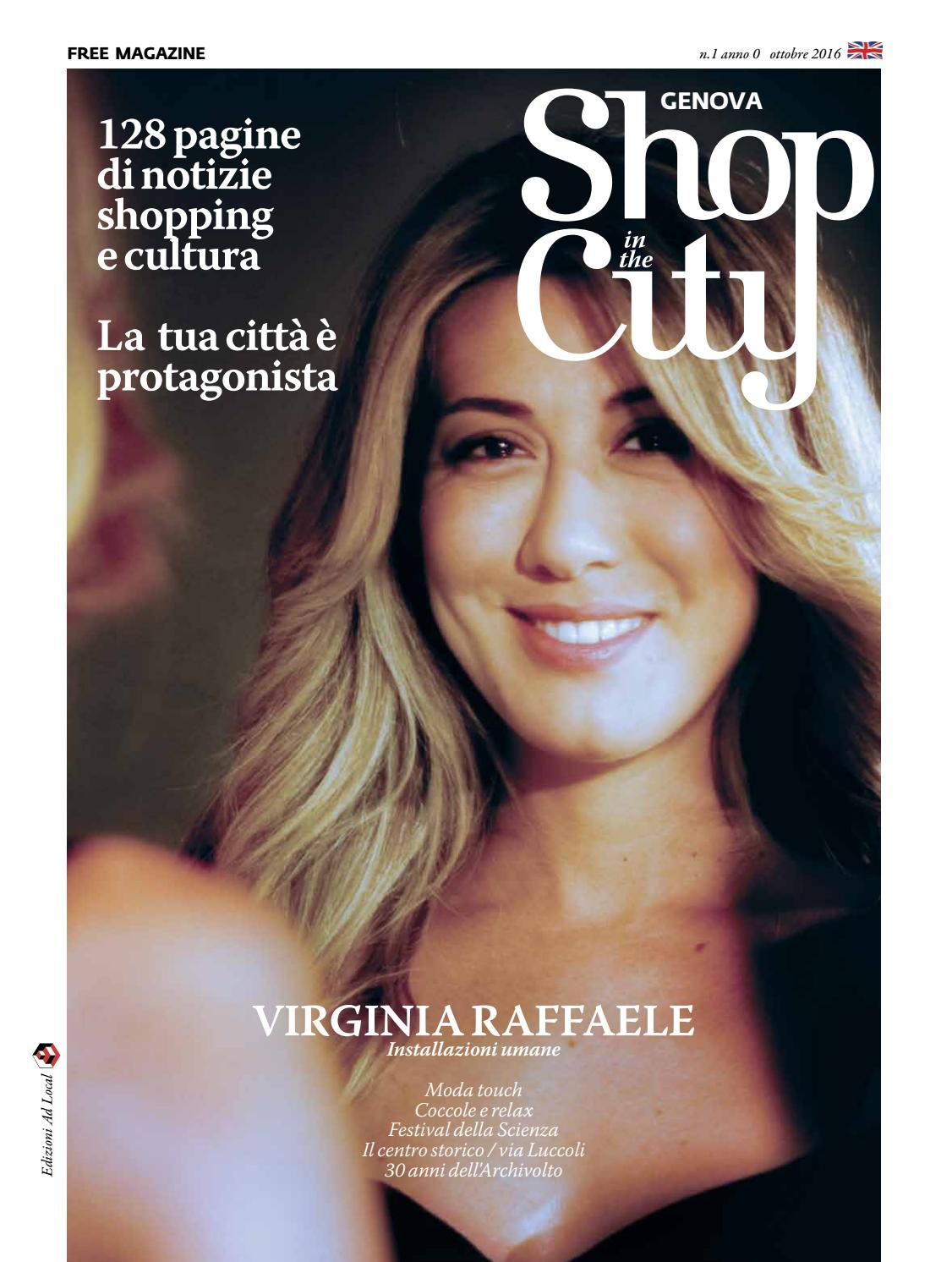 Genova shop in the city ottobre 2016 by ShopintheCity issuu