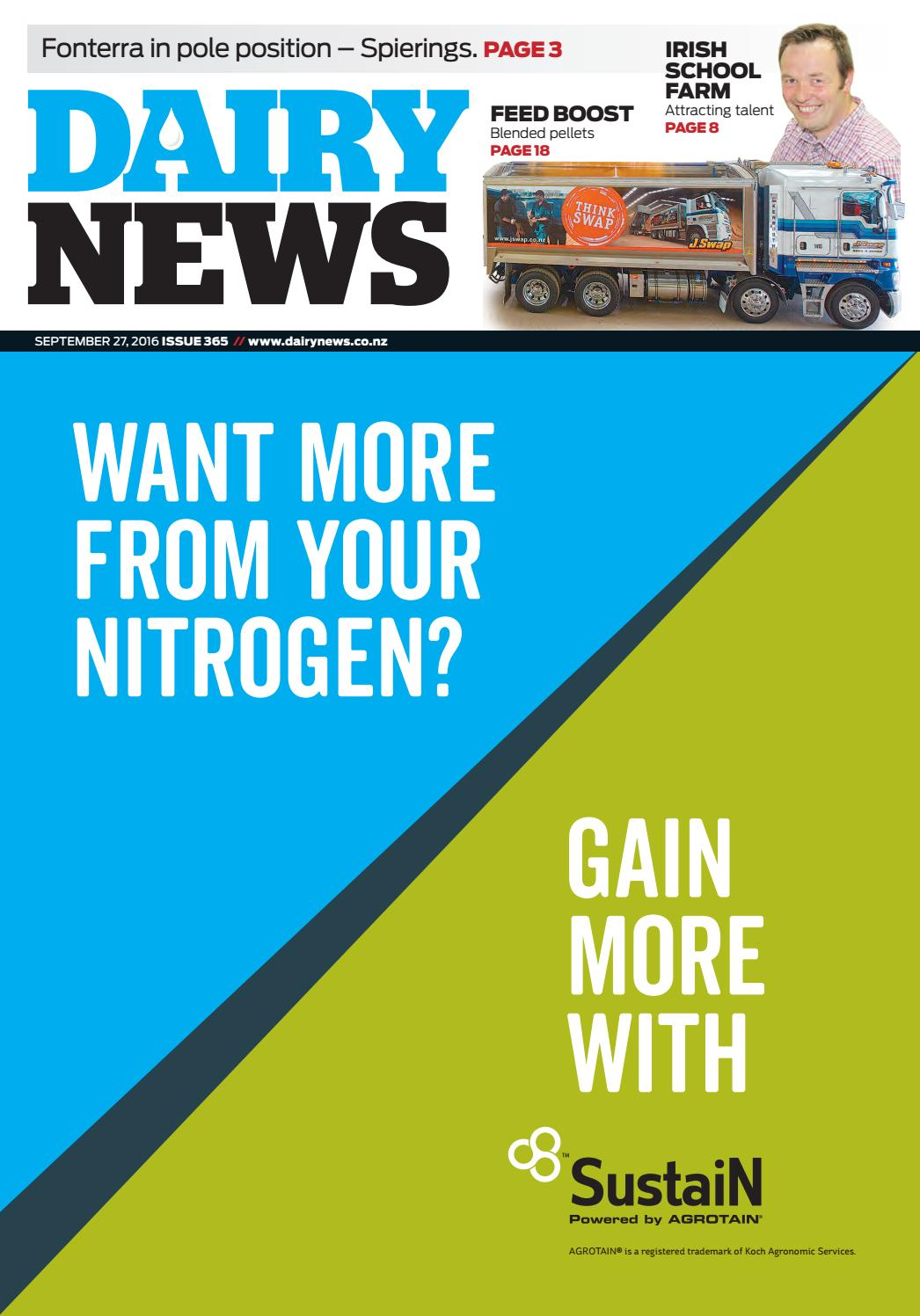 Dairy News 27 September 2016 by Rural NewsGroup - issuu