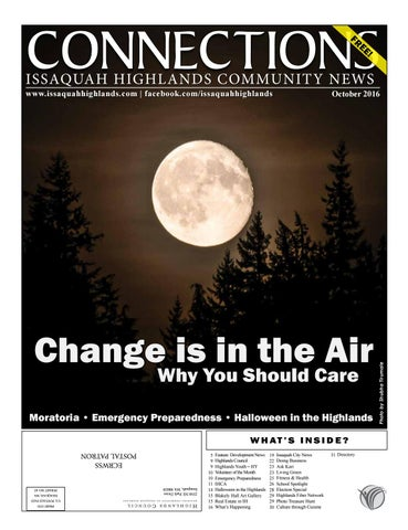 e55442bd033 October 2016 by Issaquah Highlands Connections - issuu