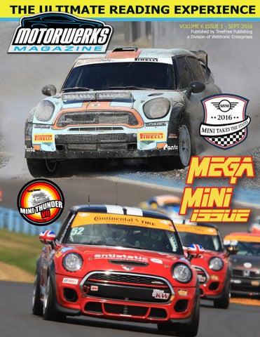 MWM V6 Issue 1 by MotorWerks Magazine - issuu