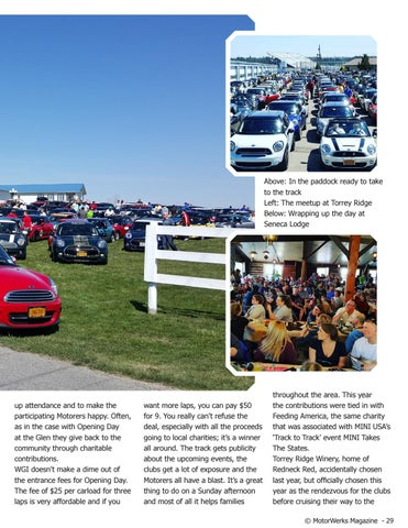 Page 29 of MINIs at the Glen