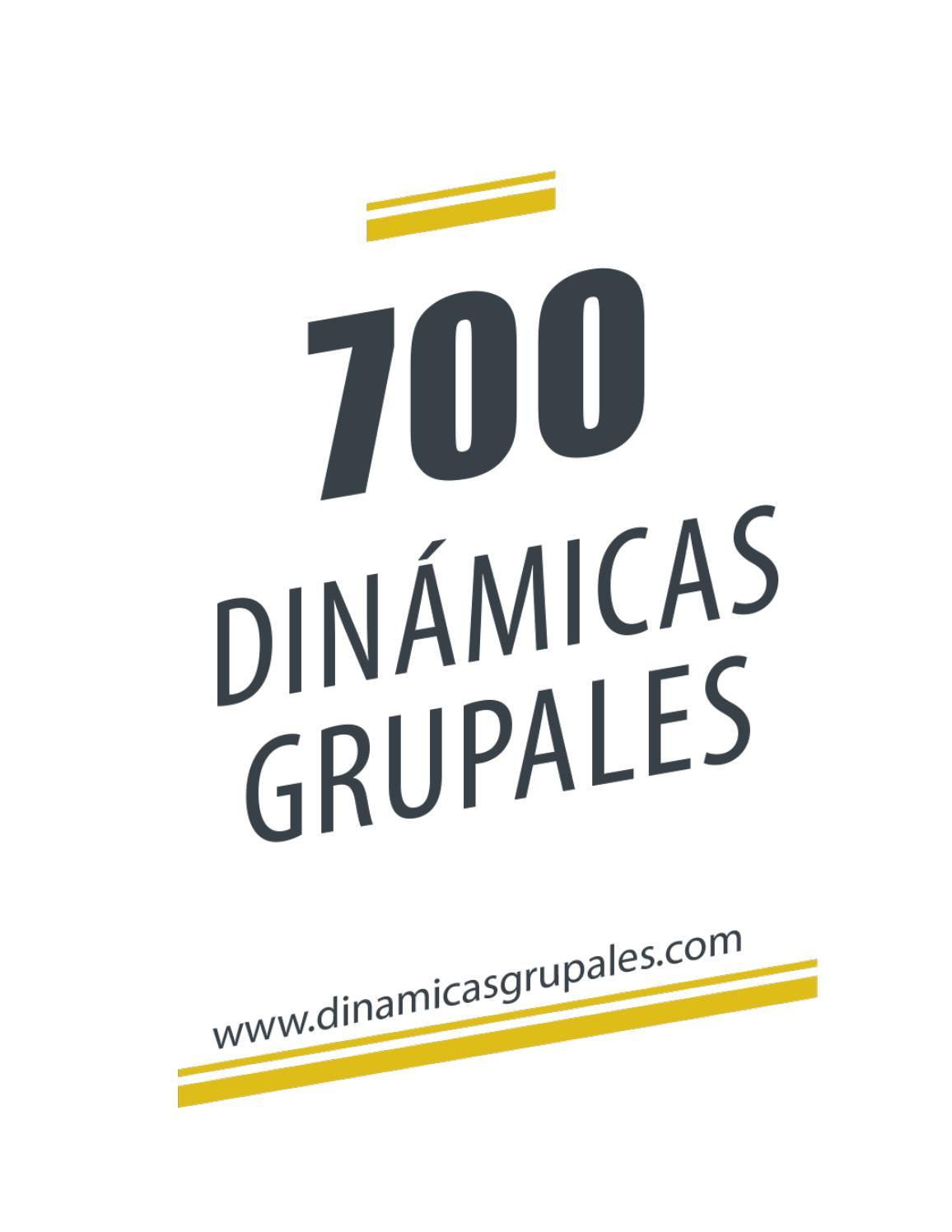700 dinámicas by FELICIA I. MENDOZA MELENDEZ - issuu