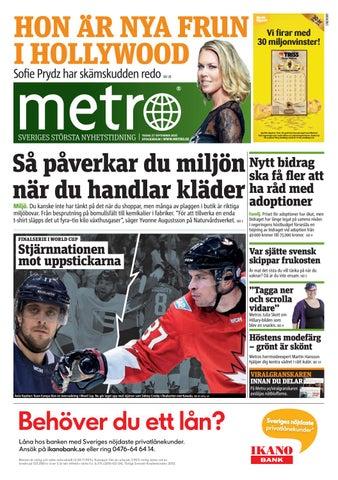 f3d121805e2 20160927_se_stockholm by Metro Sweden - issuu