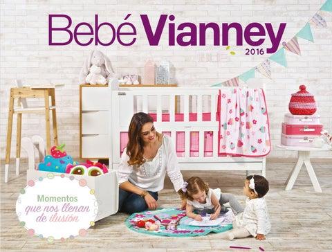 3d444f19d Catálogo Bebé Vianney 2016-17 Colchas Lupita by Colchas edredones y ...