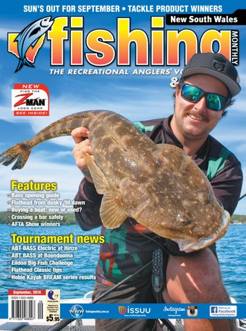 33938c417b27f NSW Fishing Monthly - September 2016 by Fishing Monthly - issuu