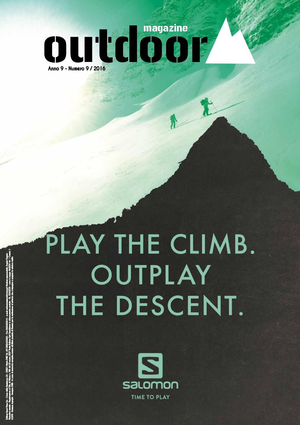 Outdoor Mag 9 2016 by Sport Press - issuu cedc2c918a8