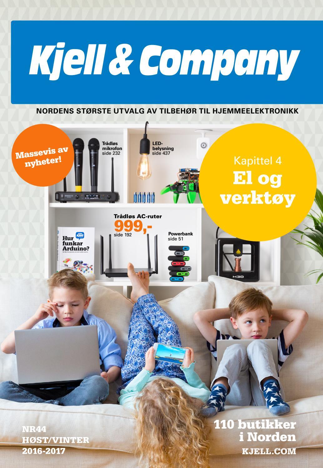 Kjell Company Katalog 44 Norge Kapitel 4 El Og Verkty By Tang Ampere Fluke 376 With Ifex Issuu
