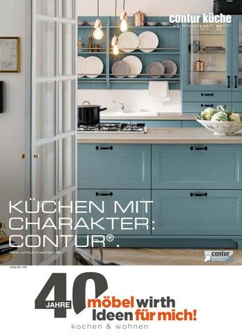 contur k chen by perspektive werbeagentur issuu. Black Bedroom Furniture Sets. Home Design Ideas