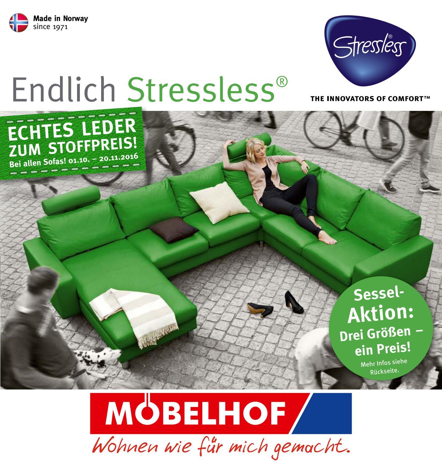 m belhof stressless herbst 2016 by m belhof issuu. Black Bedroom Furniture Sets. Home Design Ideas