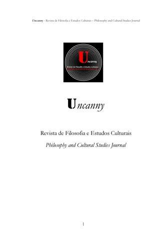 Uncanny 2 by uncanny journal issuu uncanny revista de filosofia e estudos culturais x20acx201c philosophy and cultural studies journal fandeluxe Gallery