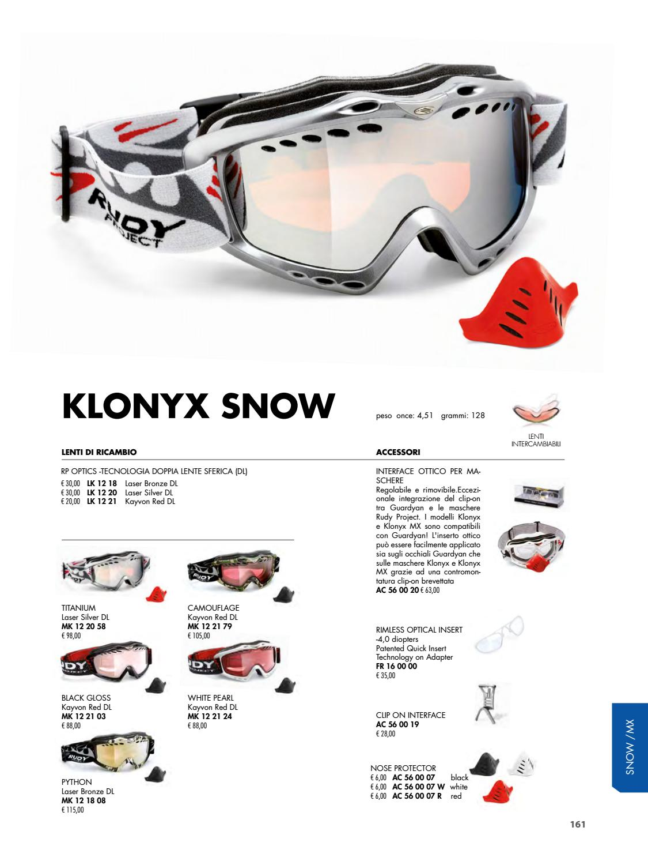 così economico stili di moda varietà larghe 2017 Eyewear & Helmets Catalogue (Italia) by Rudy Project - issuu