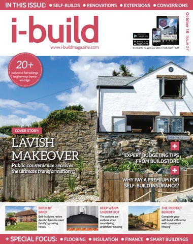 i-build October 2016 by Cross Platform Media Ltd  - issuu