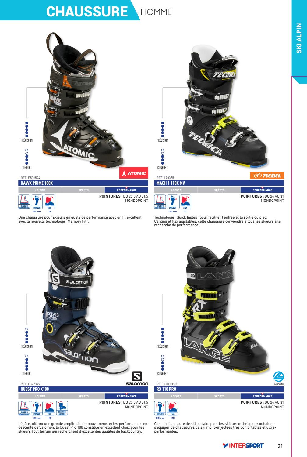 Issuu Catalogue France Intersport Neige 2017 2016 By 4ARc5L3jq