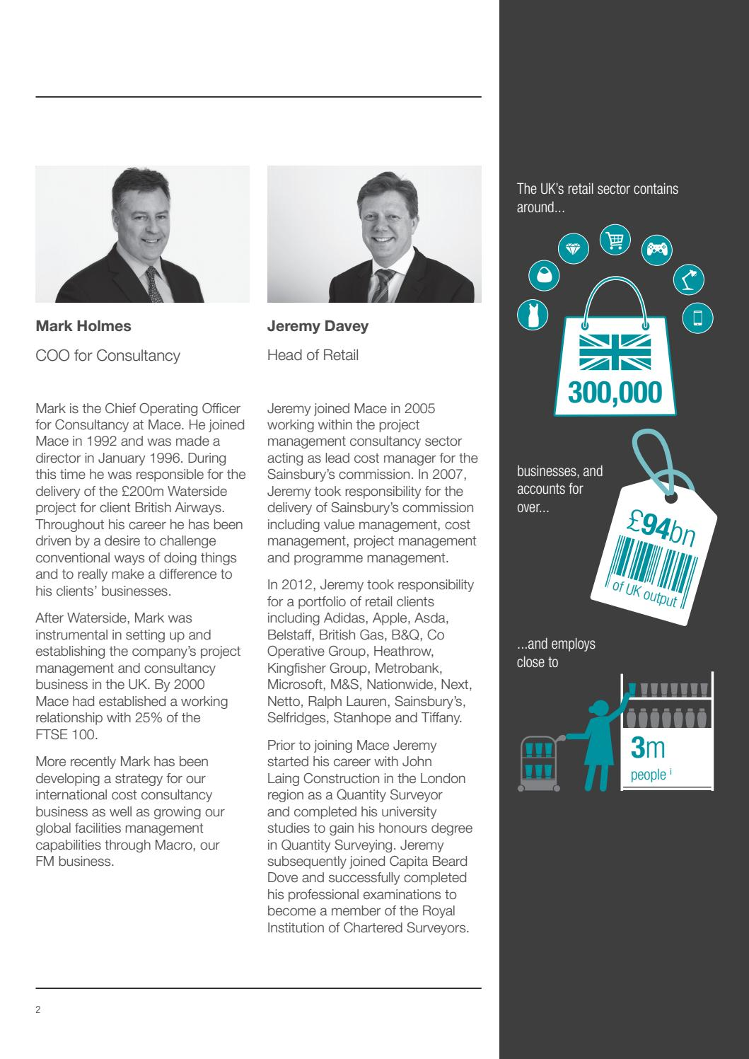 Mace Insights Q3: Retail for regeneration by Mace Group - issuu